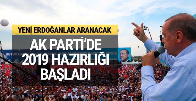 AK Parti'de yeni Erdoğanlar aranıyor