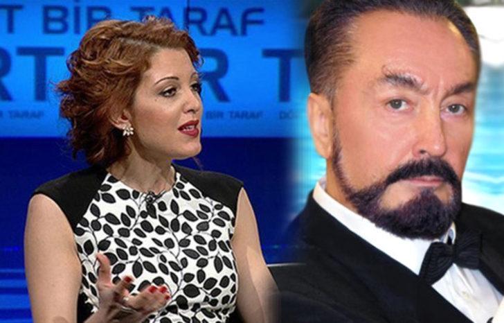 Oktar ile Nagehan Alçı arasında dikkat çeken tartışma!
