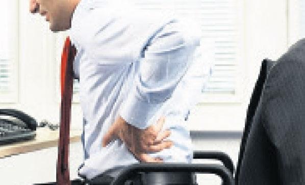 Meslek hastalığı için uyarı sistemi devrede