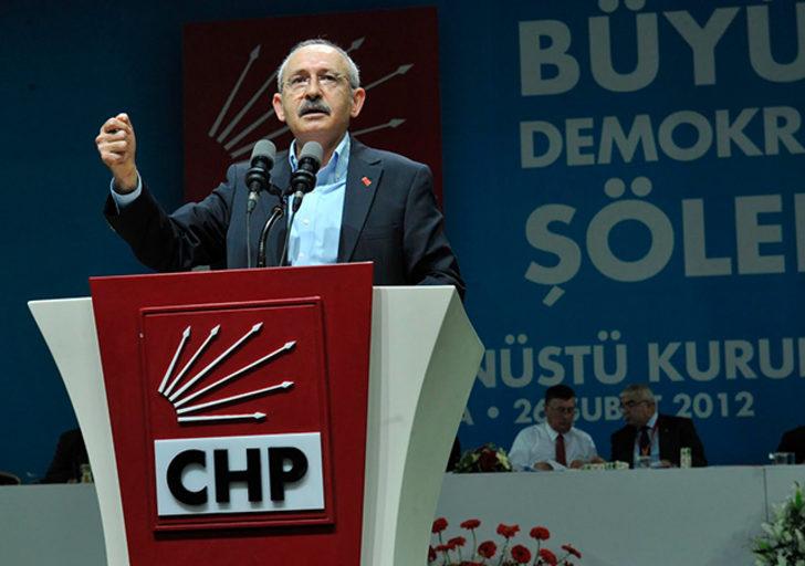 CHP'de 'kurultay' hareketliliği!