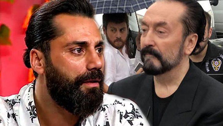 Çılgın Sedat'tan Adnan Oktar çıkışı