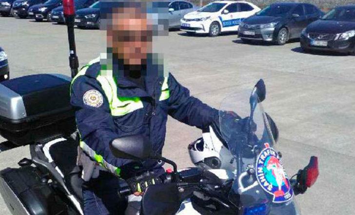 Polis babaya kızından korkunç suçlama