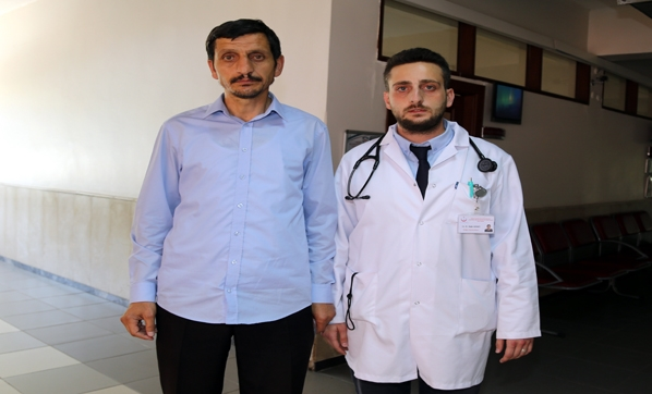 Erzurum'da KOAH hastalarına 10 dakikada rahat nefes