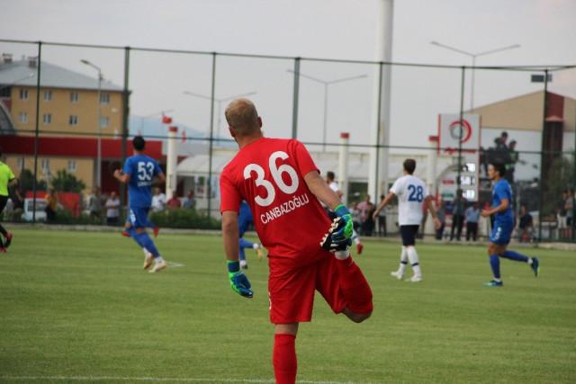 Erzurumspor Hazırlık Maçında Mke Ankaragücü ile 2-2 Berabere Kaldı