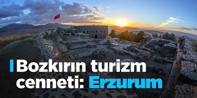 Erzurum'da gezilecek tarihi ve turistik yerler neresidir?