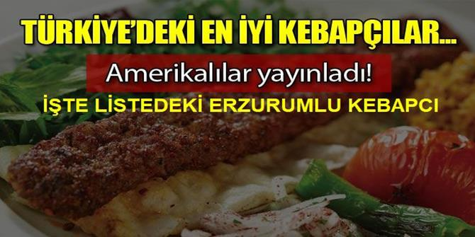 İşte Türkiye'nin kebapcıları