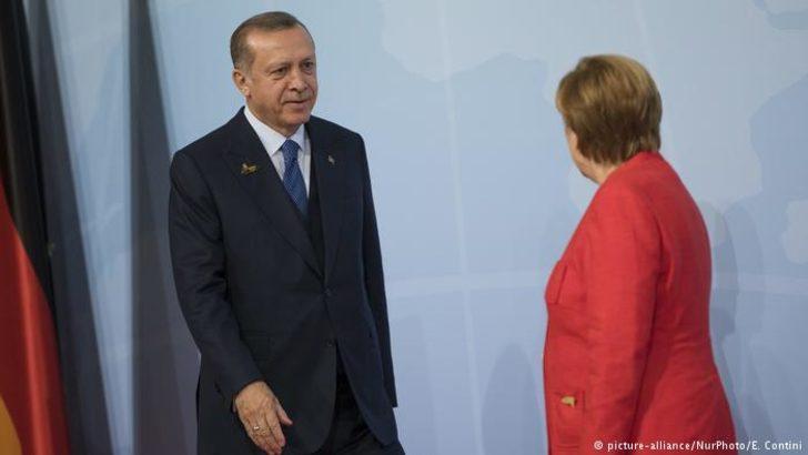 Erdoğan'ın ziyareti Almanya'yı çok gerdi