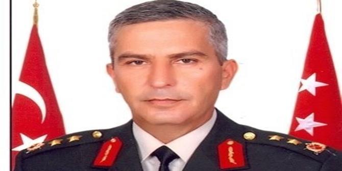Tarakçı 9. Kolordu Komutanlığına atandı