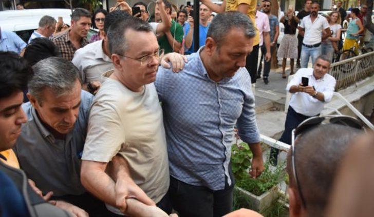 'Rahip Brunson' iddianamesinde gizli tanık 'Dua'dan çarpıcı ifadeler