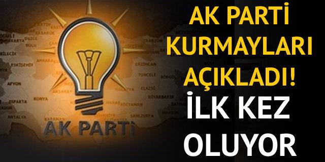 AK Parti'de 'seçim' kampı! Kurmaylar 'ilk kez oluyor' dedi