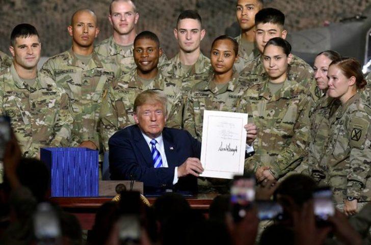Trump, skandal F-35 kararını imzaladı