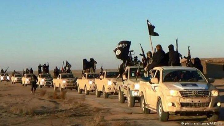 BM: Suriye ve Irak'ta 30 bine yakın IŞİD'li var