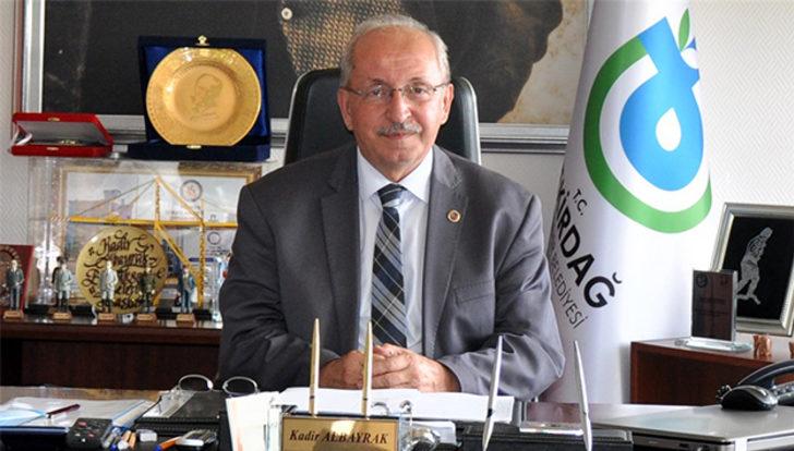 CHP'li Kadir Albayrak: Cumhurbaşkanımızın ve hükümetimizin yanındayız