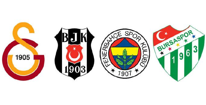 F. Bahçe, G.Saray, Beşiktaş ve Bursaspor kanalları kapatma konusunda anlaştı