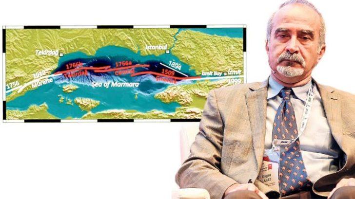 Marmara depremiyle ilgili korkutan tahmin!