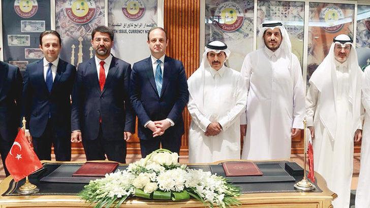 Türkiye ve Katar arasında anlaşma sağlandı!
