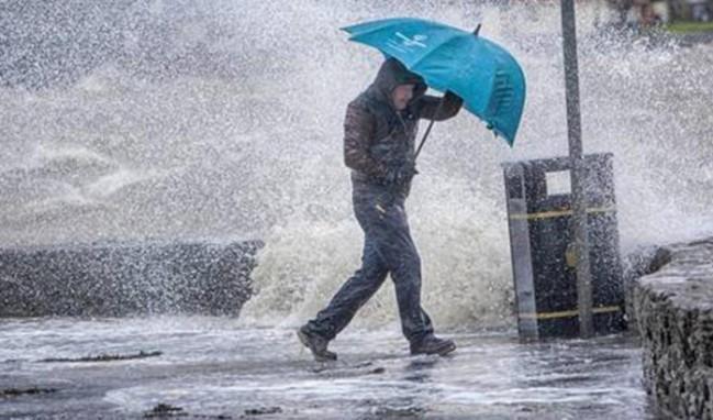 Erzurum İçin Kuvvetli Yağış Uyarısı