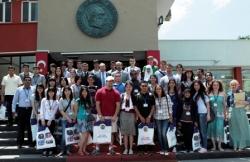 11 ülkeden öğrenci katılıyor!