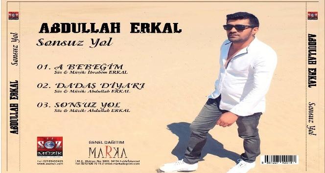 Abdullah Erkal'in maxi single albümü 5 eylül de çıkıyor