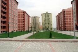 TOKİ Erzurum'a 5 bin konut yaptı