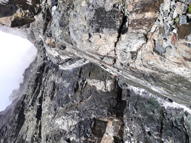 Dağcılar Kaçkarlar'da Kara Yakalandı