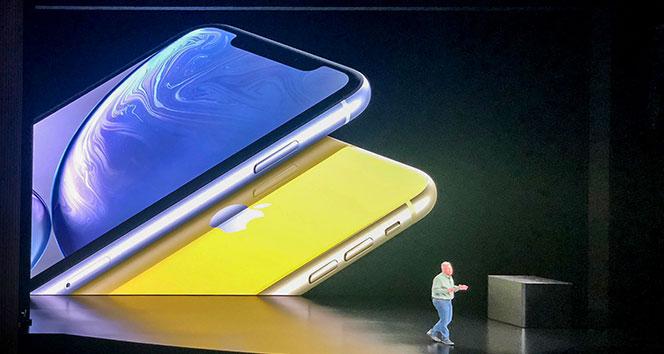 iPhone serisi tanıtıldı!
