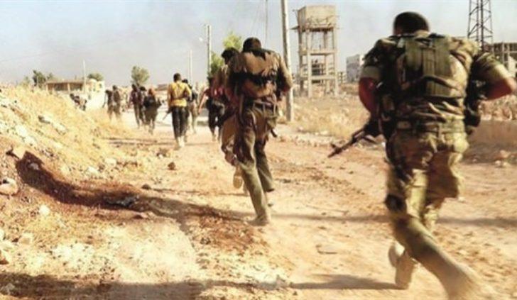 'Suriye Ordusu'ndaki 800 asker cepheden kaçtı' iddiası