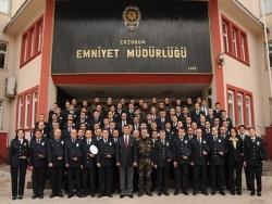 Erzurum Aşayişine yeni patron!