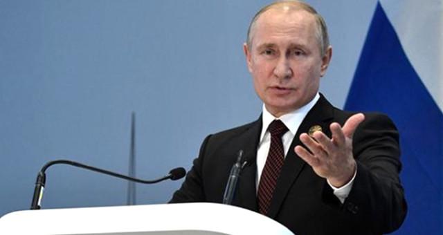 Putin sessizliğini bozdu, düşen uçağın ardından ilk açıklama