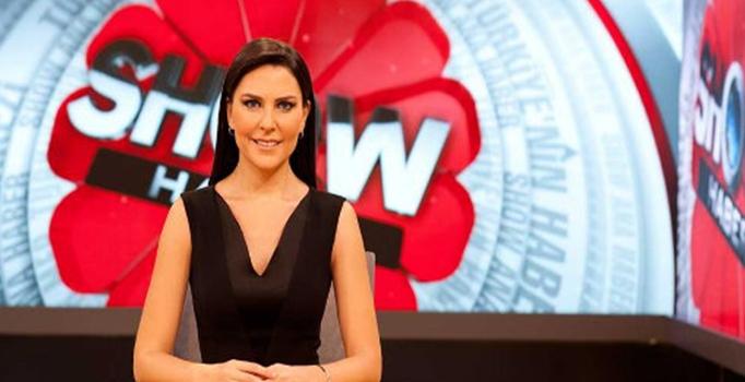 """Show Tv Haber spikeri Ece Üner'in """"Angara"""" gafı güldürdü"""