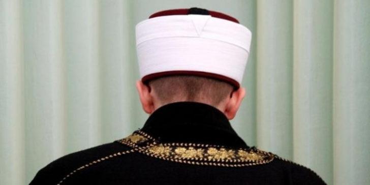 Camide seks skandalı! İmam görevden alındı