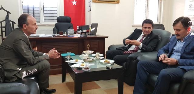 Milli Eğitim Bakanlığı Talim ve Terbiye Kurulu'ndan Erzurum'a Ziyaret