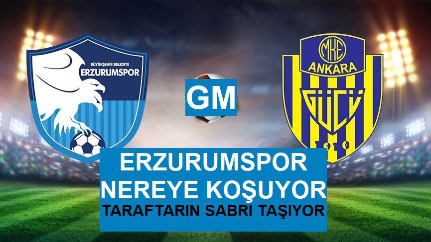Erzurumspor 90'da yıkıldı: 0-1