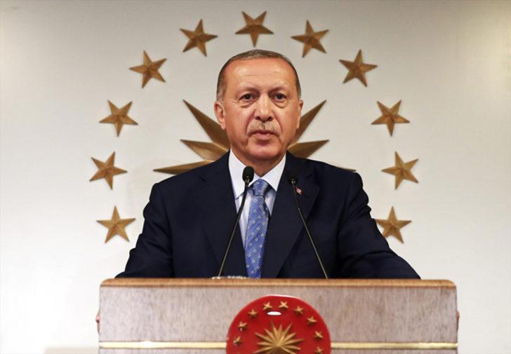 Cumhurbaşkanı Erdoğan: Barış isteyen bir biz kaldık!