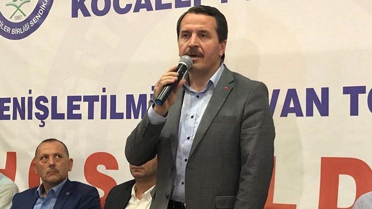 Eğitim-Bir-Sen Genel Başkanı Ali Yalçın'dan 'pantolon intiharı' açıklaması: Kepazelik