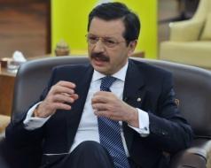 Hisarcıklıoğlu Erzurum'a geliyor