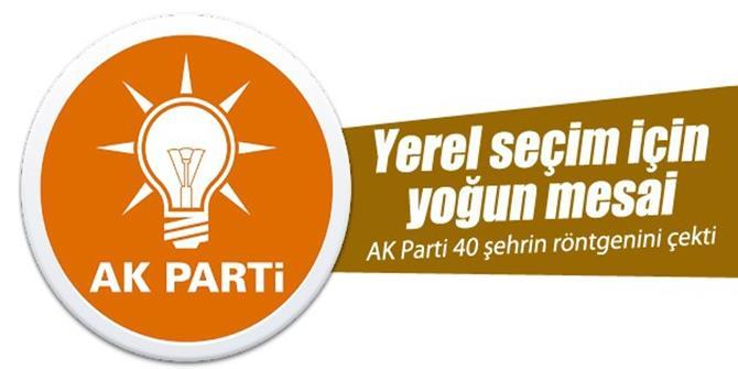 AK Parti 40 ilin analizini çıkardı