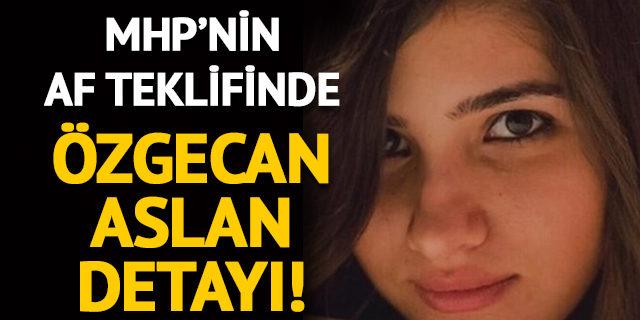 MHP'nin af teklifinden kimler yararlanacak?