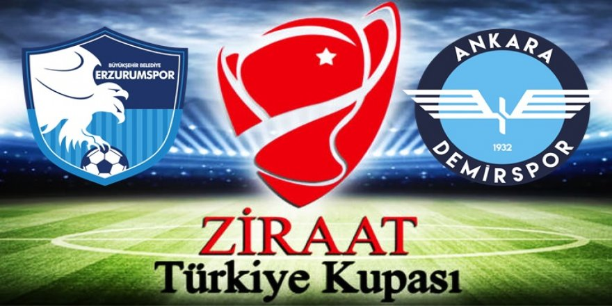 Erzurumspor: 1 Ankara Demirspor: 0