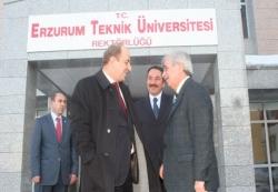 Erzurum'da arazi mi kalmadı!