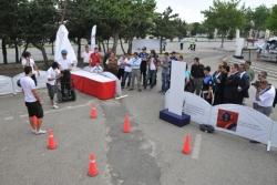Güvenli Taşıt Hareketi Erzurum'da