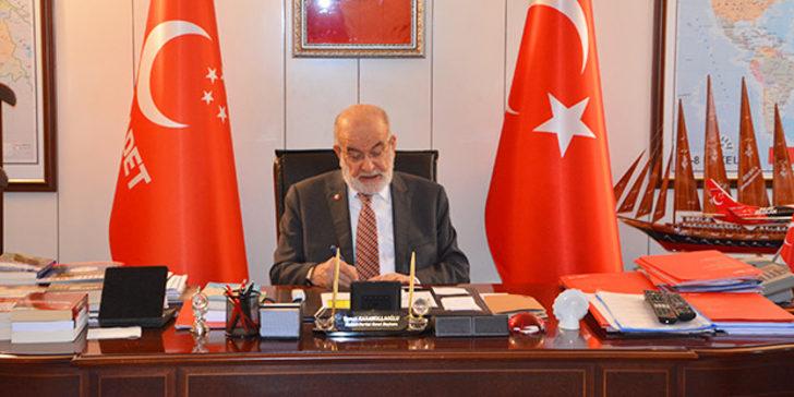 Saadet Partisi AK Parti ile ittifak mı yapacak?