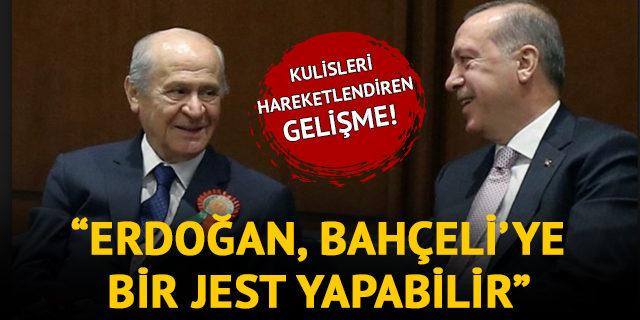 Selvi: Erdoğan, Bahçeli'ye bir jest yapabilir
