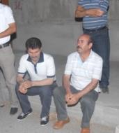 Bir ateşte Erzincan'a düştü