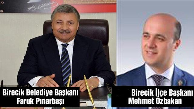 AK Partili başkan, AK Partili başkana silah çekti