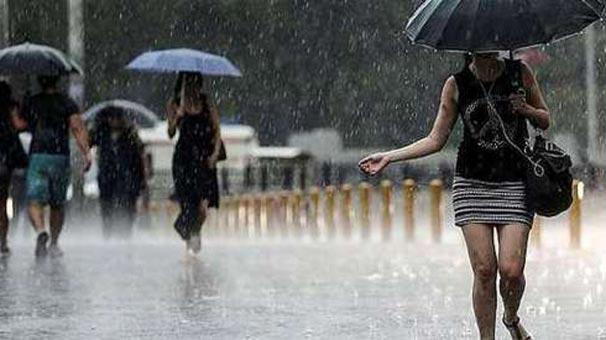 Erzurum ve Ardahan için meteorolojiden sağanak yağış uyarısı