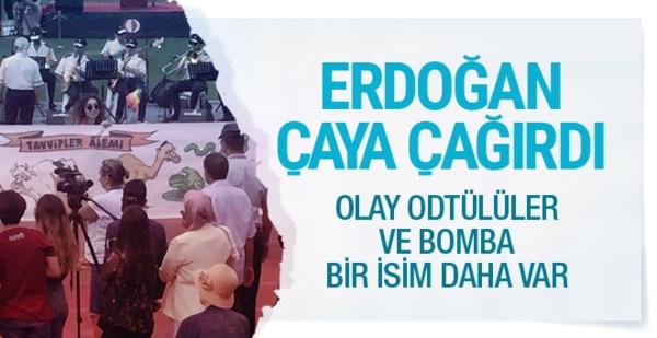 Erdoğan çaya davet etti! Tayyipler Alemi pankartını açan ODTÜ'lüler gidecek mi?