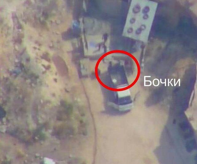 Rusya'dan kritik iddia: IŞİD kimyasal silah elde etti