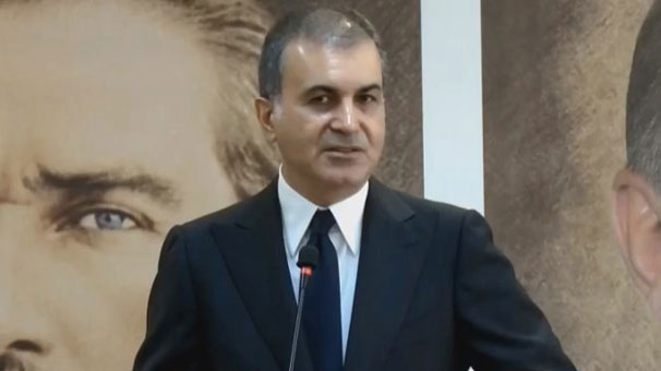 AK Parti Sözcüsü Çelik'ten Brunson açıklaması