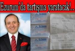Erzurum'da park soygunu!